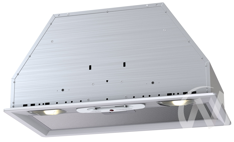 Вытяжка Mini 600 white slider
