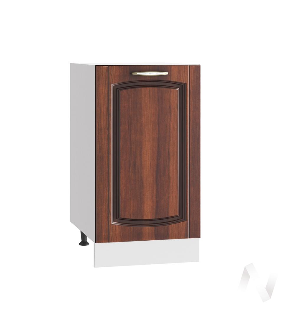 "Кухня ""Неаполь"": Шкаф нижний 400, ШН 400 (Италия/корпус белый)"