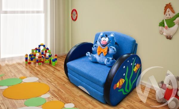 Царапыч диван детский