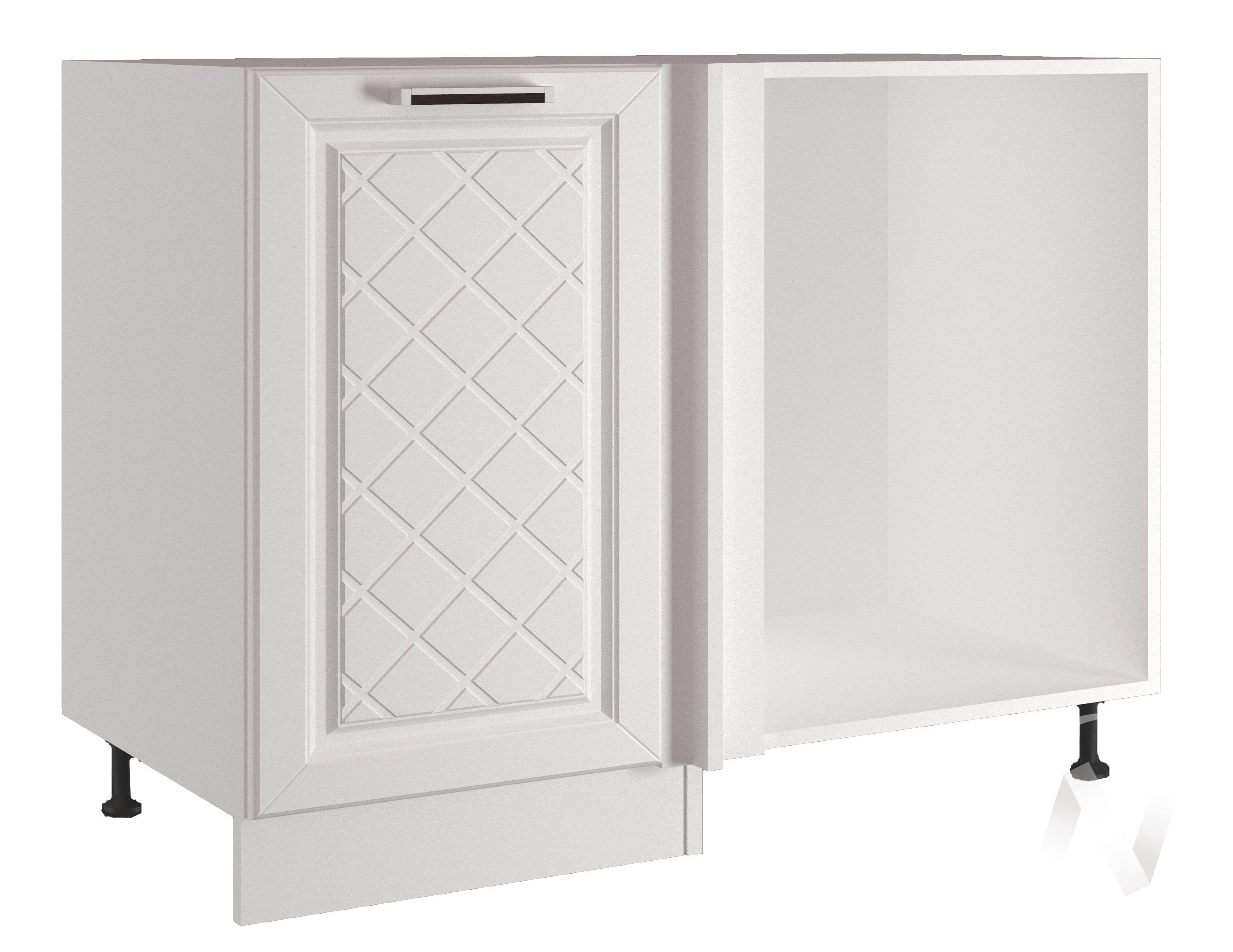 """Кухня """"Вена"""": Шкаф нижний угловой 990, ШНУ 990 (корпус белый) в Новосибирске в интернет-магазине мебели kuhnya54.ru"""