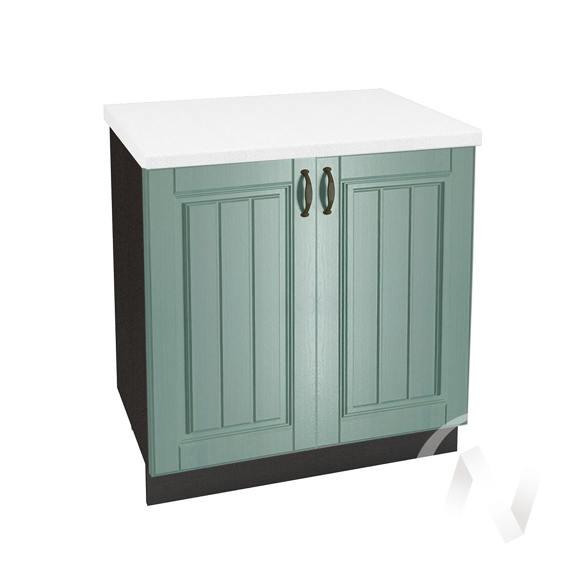 """Кухня """"Прованс"""": Шкаф нижний 800, ШН 800 (корпус венге)"""