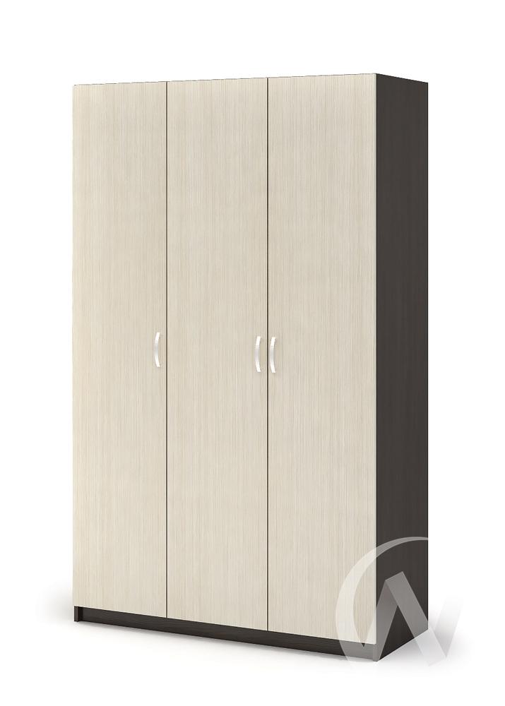 Шкаф 3-х створчатый ШК 557 Спальня Бася (венге/белфорт)