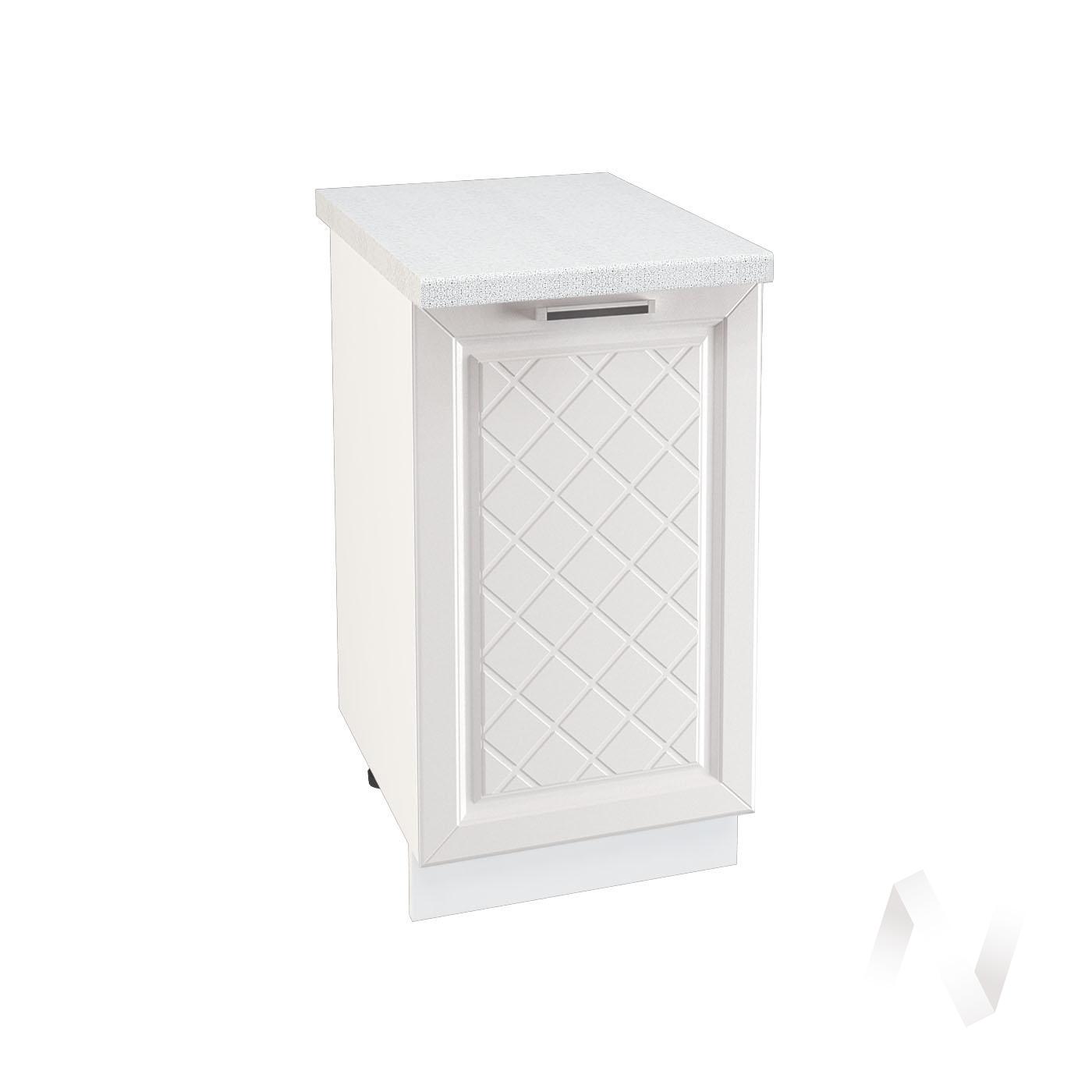"Кухня ""Вена"": Шкаф нижний 450, ШН 450 (корпус белый)"