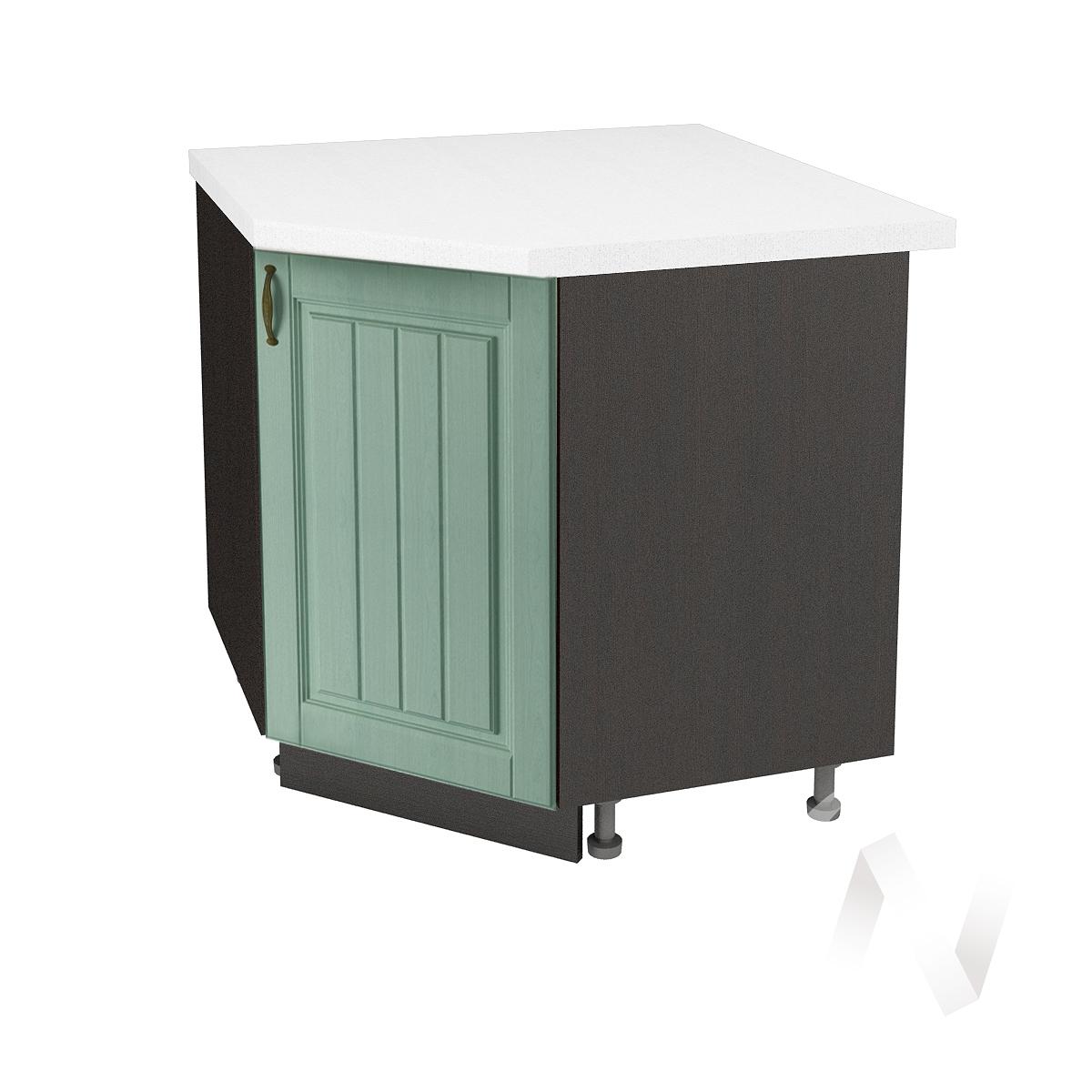 """Кухня """"Прованс"""": Шкаф нижний угловой 890, ШНУ 890 (корпус венге)"""