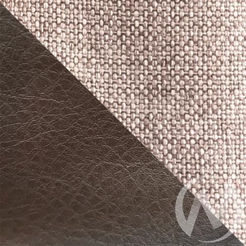 Диван Юпитер угловой (Montana №033 серо-коричневый/Montana №033 серо-коричневый/Antey каштан)  в Томске — интернет магазин МИРА-мебель