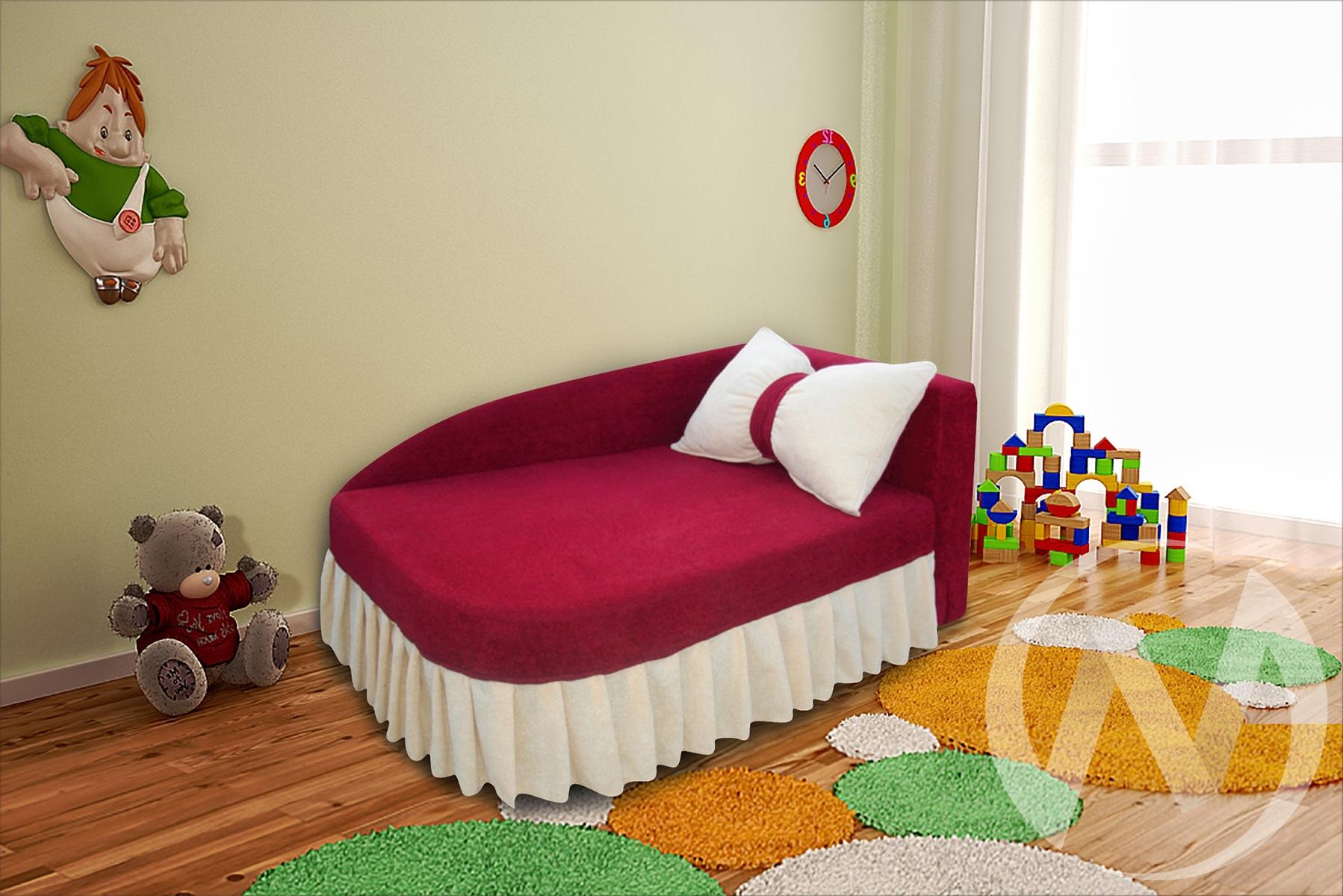 Аленка диван детский правый недорого в Томске — интернет-магазин авторской мебели Экостиль