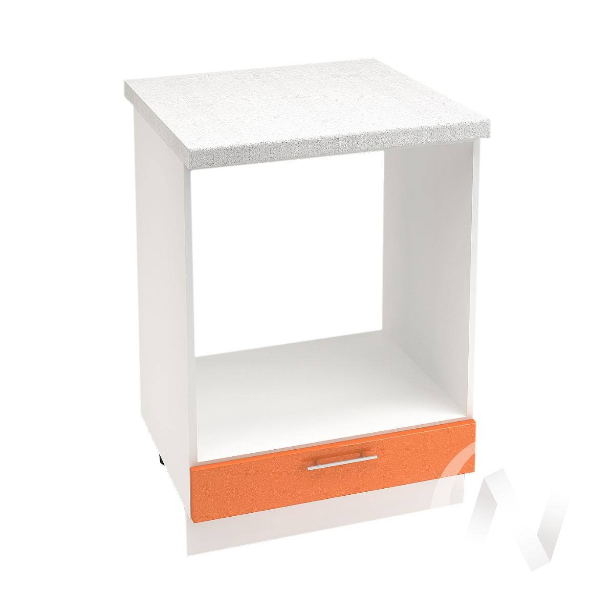 "Кухня ""Техно"": Шкаф нижний под духовку 600, ШНД 600 (корпус белый)"