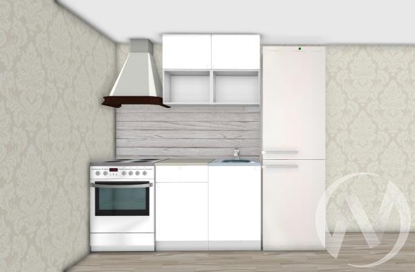 Кухня Эко 1 №1