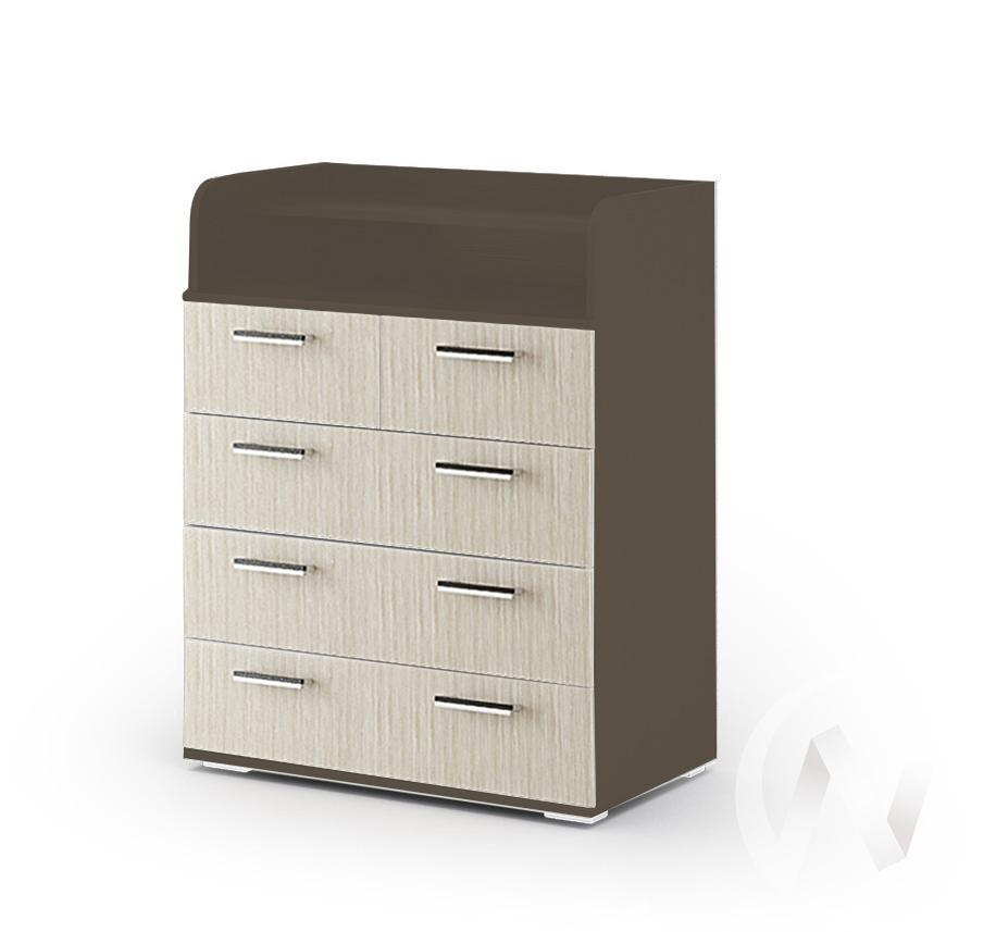 Комод №1 М (К-1М) (венге/белфорд)  в Томске — интернет магазин МИРА-мебель