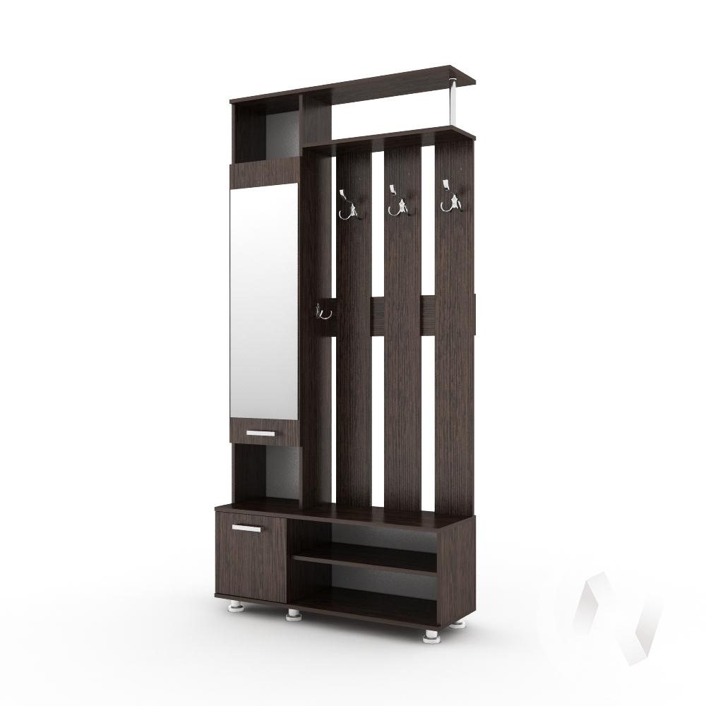 Прихожая Виктория - 12 (венге)  в Томске — интернет магазин МИРА-мебель
