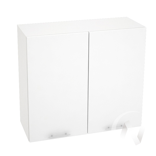 "Кухня ""Валерия-М"": Шкаф верхний 800, ШВ 800 (белый глянец/корпус белый)"
