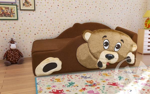 Винни кровать детская правая