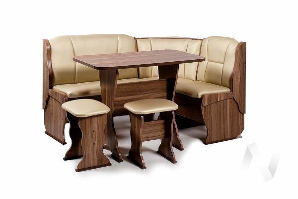 """Набор мебели для кухни """"Орхидея"""" шимо ясень темный C-101"""