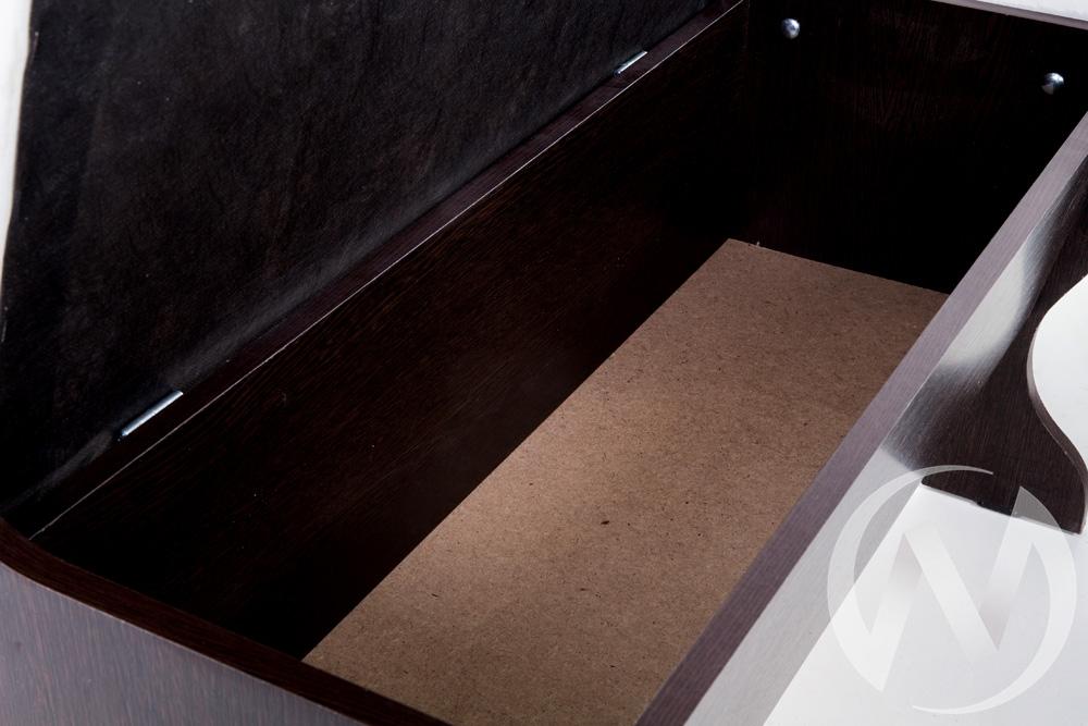 """Набор мебели для кухни """"ТЮЛЬПАН"""" -ОДНОТОН (ВЕНГЕ , борнео умбер)  в Томске — интернет магазин МИРА-мебель"""