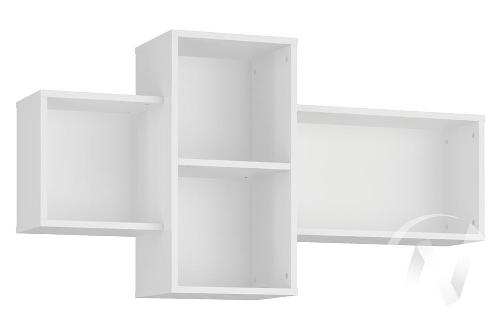 Полка навесная СТЛ.322.09 Модерн (Белый)