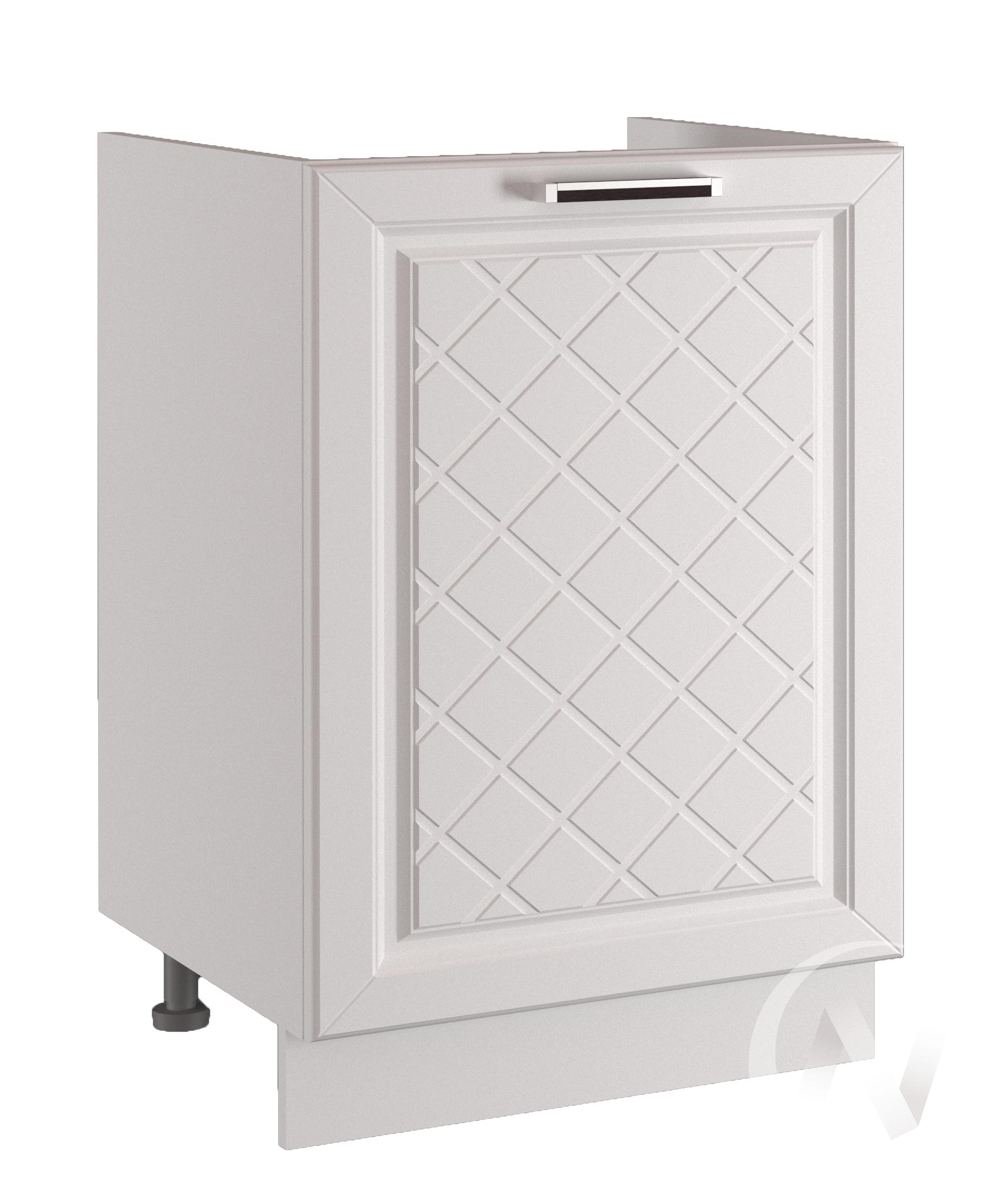 """Кухня """"Вена"""": Шкаф нижний под мойку 500, ШНМ 500 (корпус белый)"""