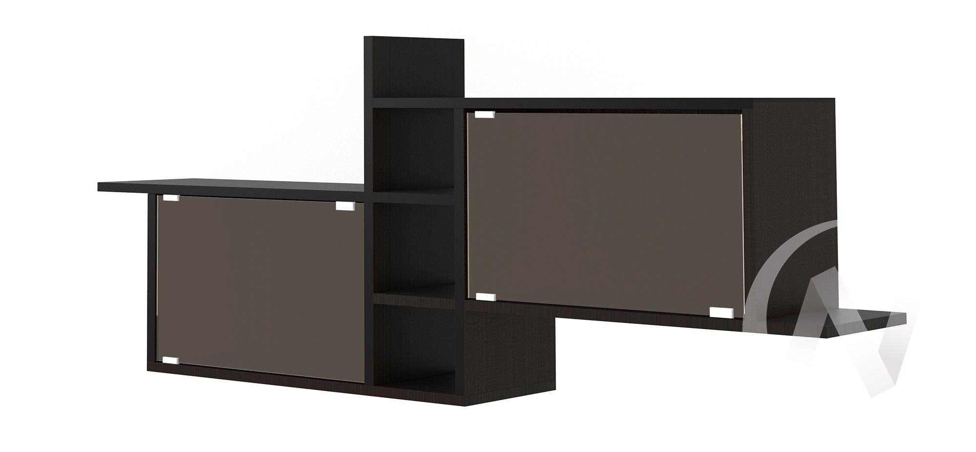 Дверцы стеклянные к полке навесной ПН-1  в Томске — интернет магазин МИРА-мебель