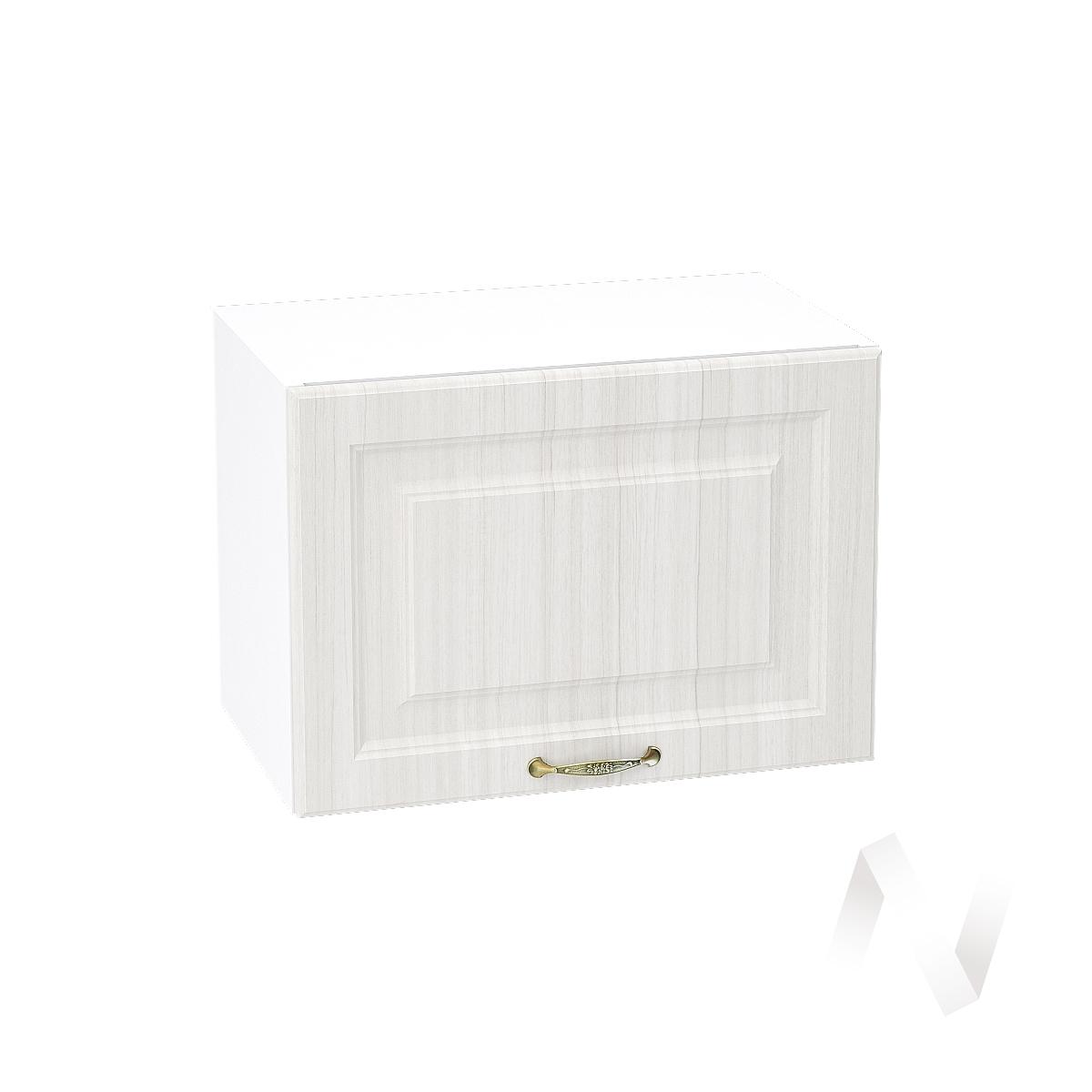 """Кухня """"Виктория"""": Шкаф верхний горизонтальный 500, ШВГ 500 (корпус белый)"""