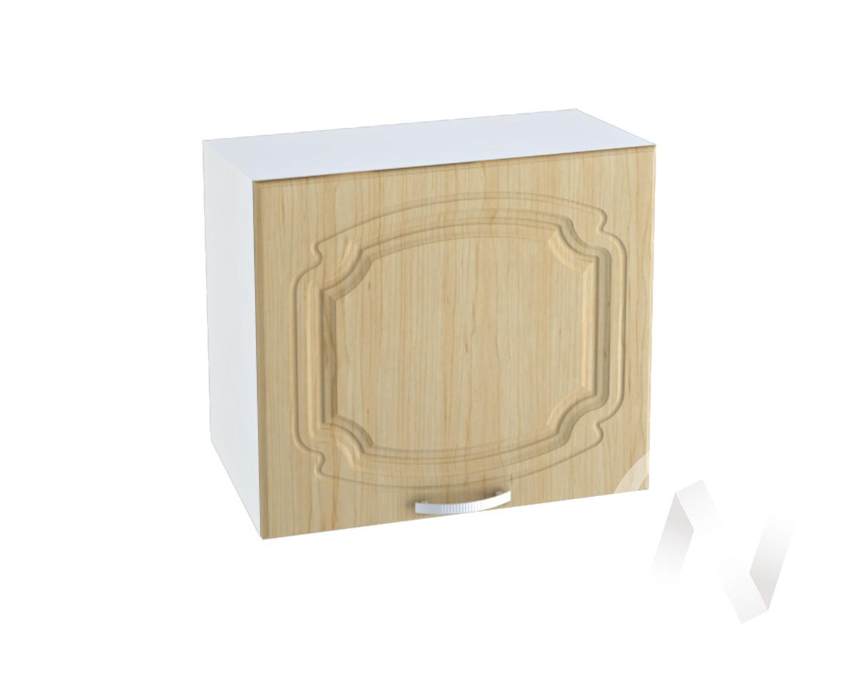 """Кухня """"Настя"""": Шкаф верхний горизонтальный 509, ШВГ 509 (Береза/корпус белый)"""