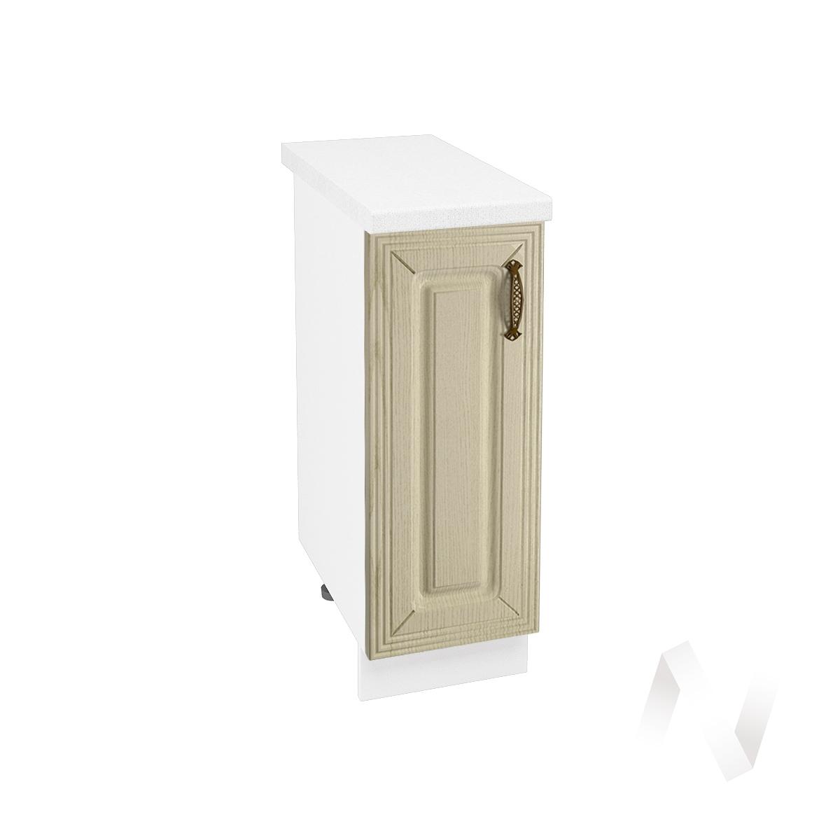"Кухня ""Изабель"": Шкаф нижний 300, ШН 300 (корпус белый)"