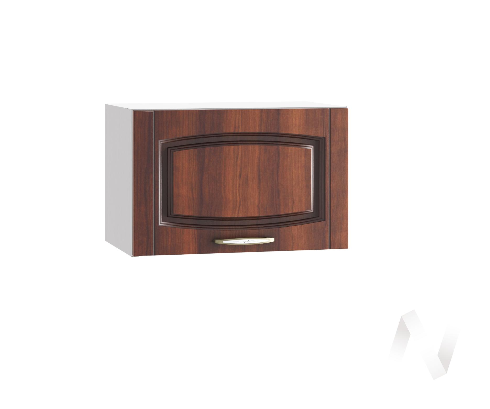 """Кухня """"Неаполь"""": Шкаф верхний горизонтальный 500, ШВГ 500 (Италия/корпус белый)"""