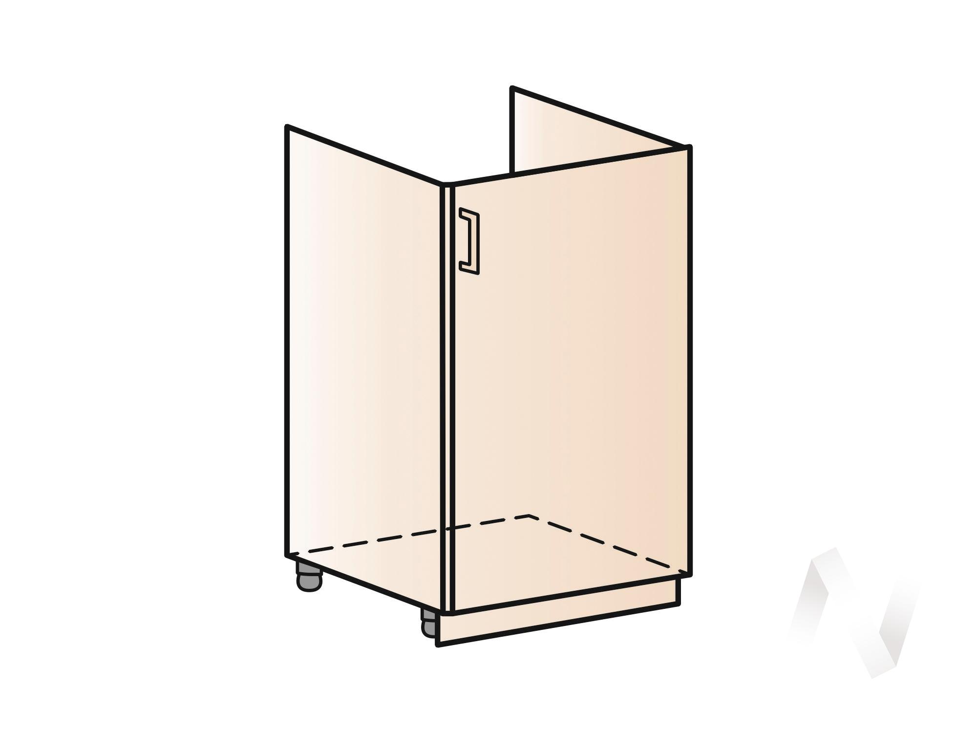 """Кухня """"Вена"""": Шкаф нижний под мойку 500, ШНМ 500 (корпус венге) в Томске — авторская мебель Экостиль"""