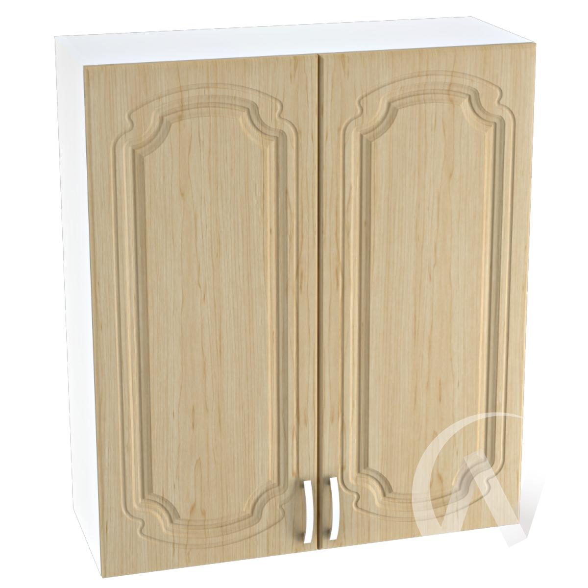 "Кухня ""Настя"": Шкаф верхний 809, ШВ 809 (Береза/корпус белый)"