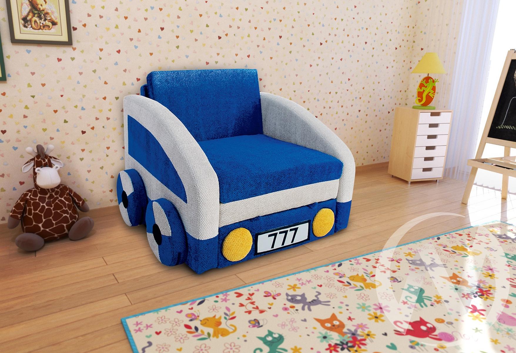 Баги диван детский  в Томске — интернет магазин МИРА-мебель