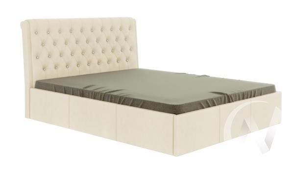 Кровать Прима 1,6 (бежевый)