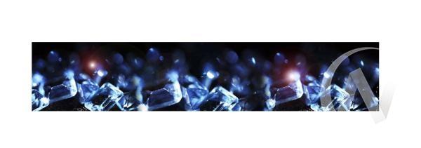 Панель декоративная ХДФ 610*2440*3,2 Бриллиант (16)  фф(21)