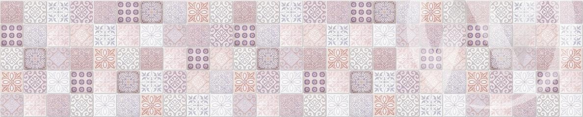 Панель декоративная ХДФ 610*2440*3 Мозаика (1)  фф(302)