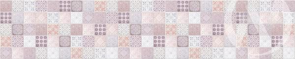 Панель декоративная ХДФ 610*2440*3 Мозаика (1)