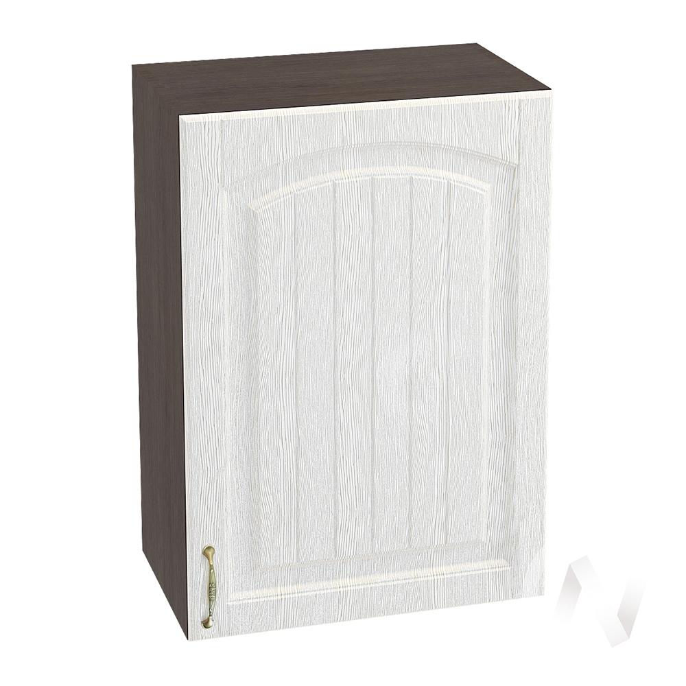 """Кухня """"Верона"""": Шкаф верхний 500 правый, ШВ 500 (ясень золотистый/корпус венге)"""