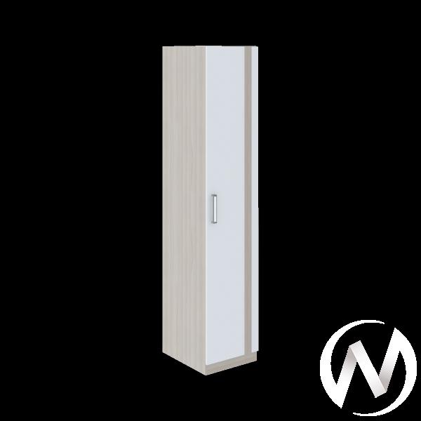 Пенал Walker М3 (ясень шимо светлый/белый)