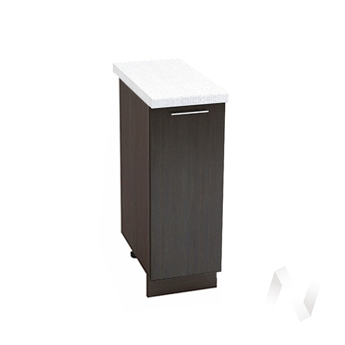 "Кухня ""Валерия-М"": Шкаф нижний 300, ШН 300 (венге/корпус венге)"