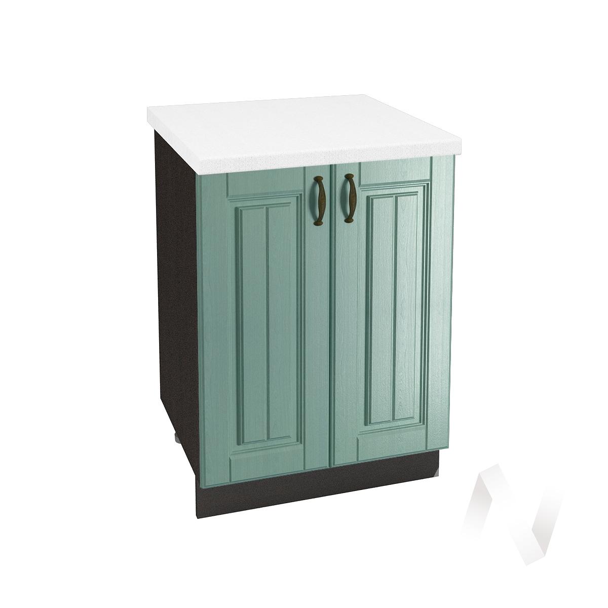 """Кухня """"Прованс"""": Шкаф нижний 600, ШН 600 (корпус венге)"""