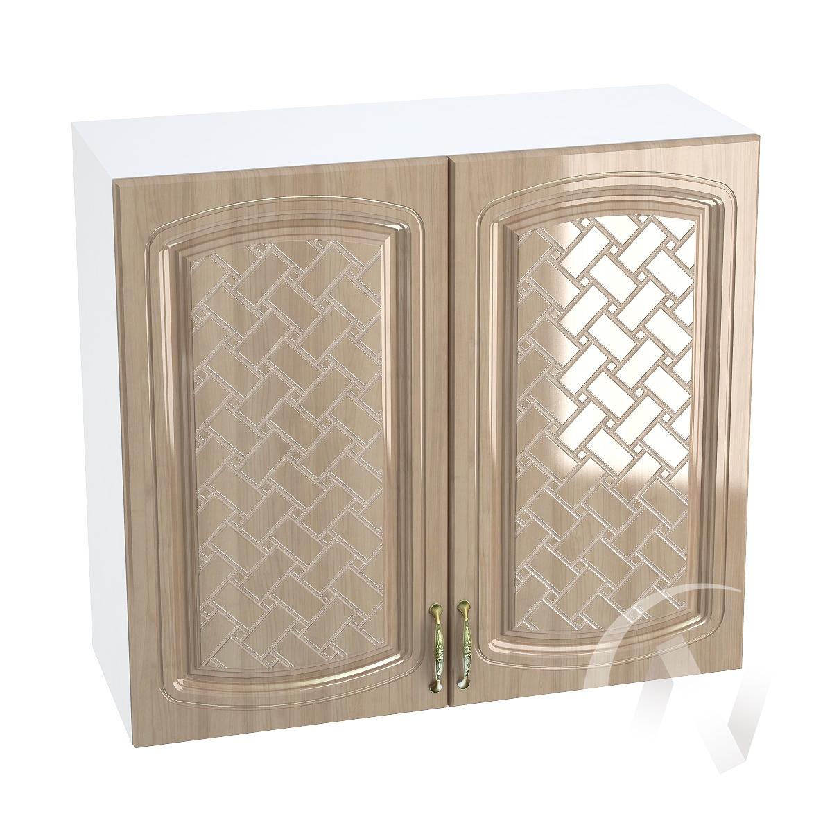 "Кухня ""Сити"": Шкаф верхний 800, ШВ 800 (корпус белый)"
