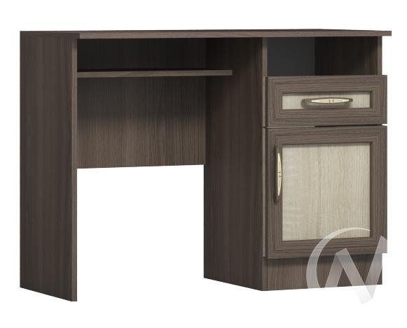 Юнона Стол (ясень шимо темный/сонома)  в Томске — интернет магазин МИРА-мебель