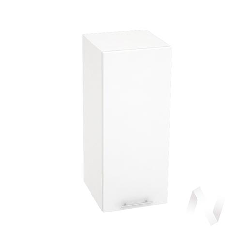 "Кухня ""Валерия-М"": Шкаф верхний 300, ШВ 300 (белый глянец/корпус белый)"