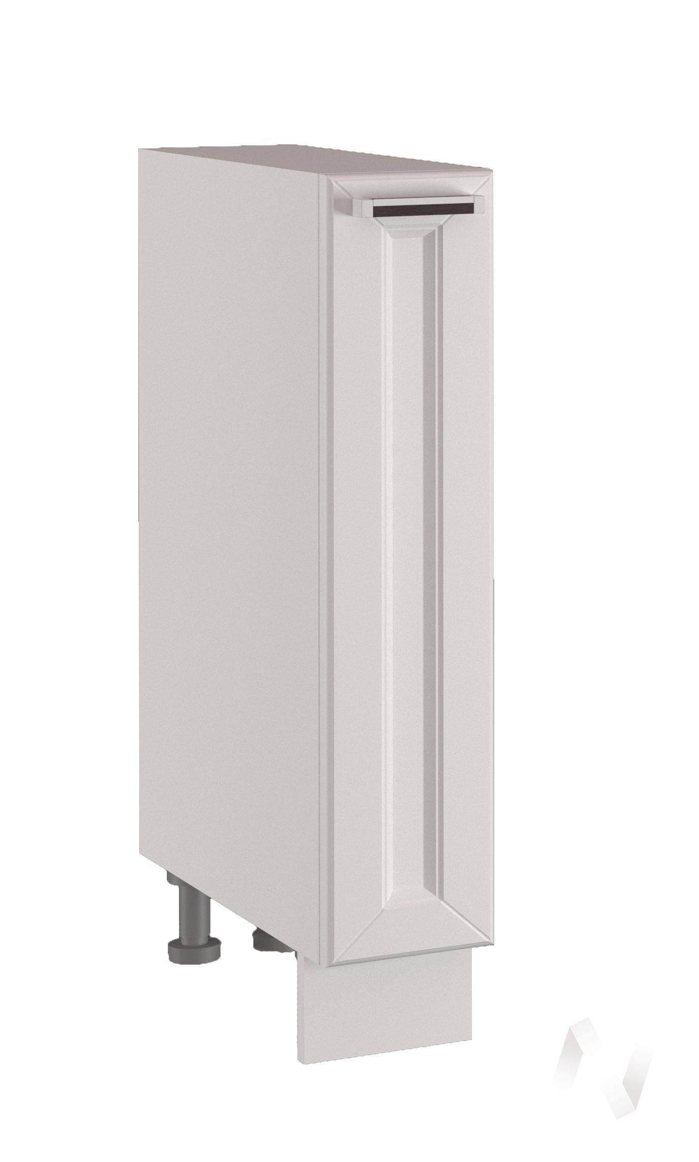 "Кухня ""Вена"": Шкаф нижний бутылочница 150, ШНБ 150 (корпус белый)"