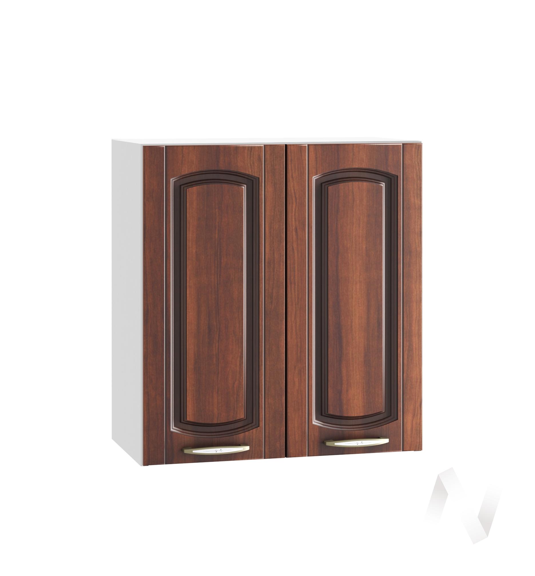 """Кухня """"Неаполь"""": Шкаф верхний 600, ШВ 600 (Италия/корпус белый)"""