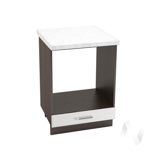 """Кухня """"Вена"""": Шкаф нижний под духовку 600, ШНД 600 (корпус венге)"""