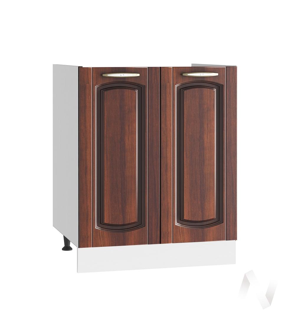 """Кухня """"Неаполь"""": Шкаф нижний под мойку 600, ШНМ 600 (Италия/корпус белый)"""