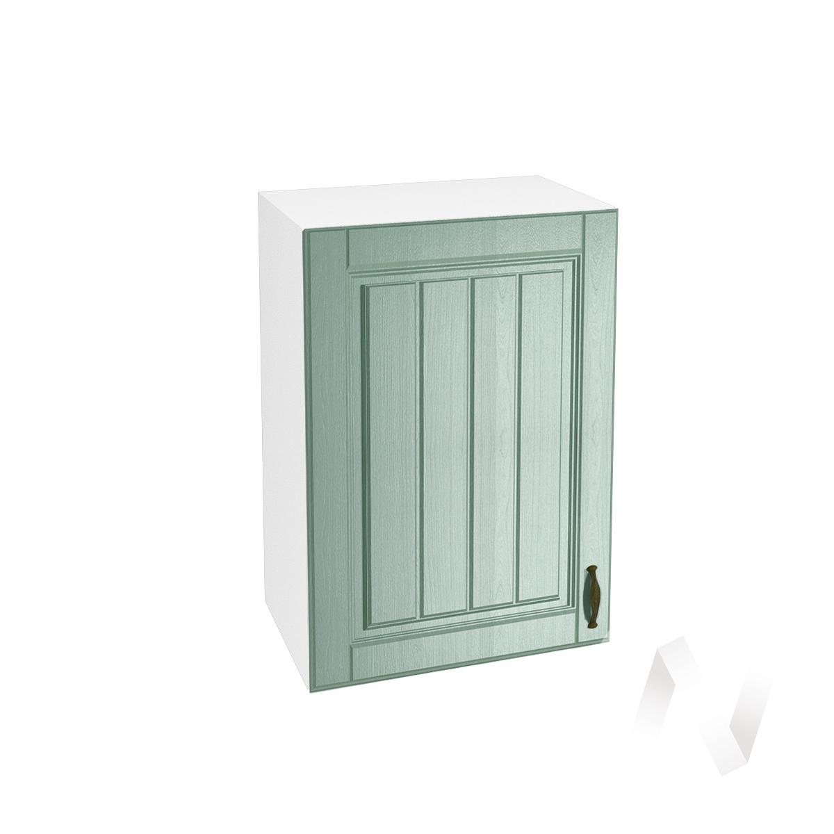 """Кухня """"Прованс"""": Шкаф верхний 500, ШВ 500 (корпус белый)"""