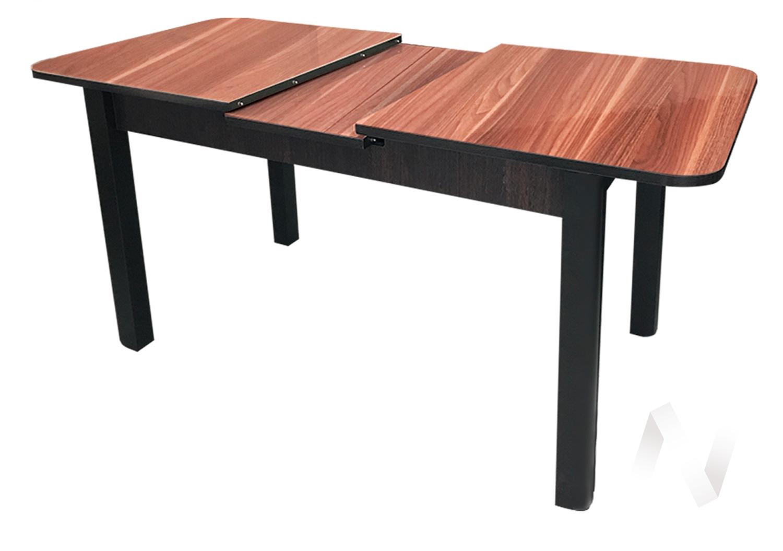 Стол раздвижной Баут (венге/индийское дерево/массив венге)