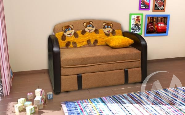 Трио диван детский