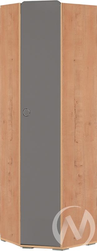 Скай М7 Шкаф угловой правый (дуб бунратти/графит)