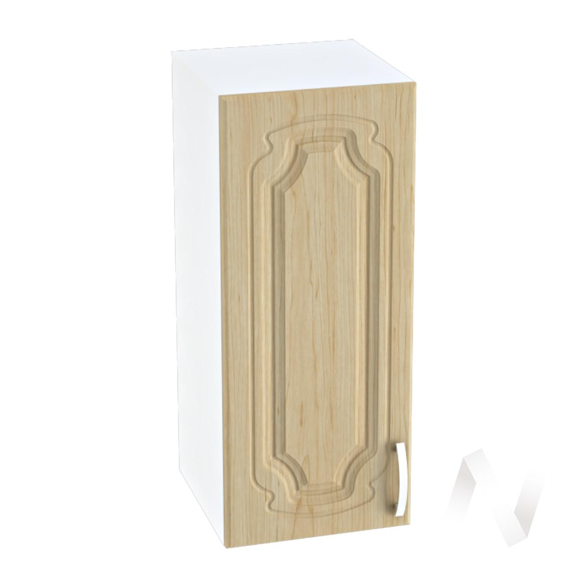 "Кухня ""Настя"": Шкаф верхний 350, ШВ 350 (Береза/корпус белый)"