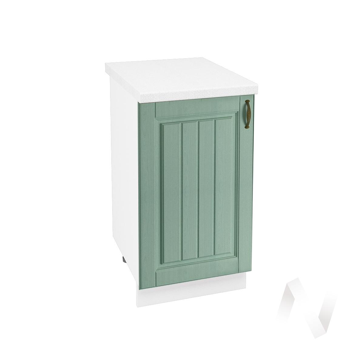 """Кухня """"Прованс"""": Шкаф нижний 450, ШН 450 (корпус белый)"""