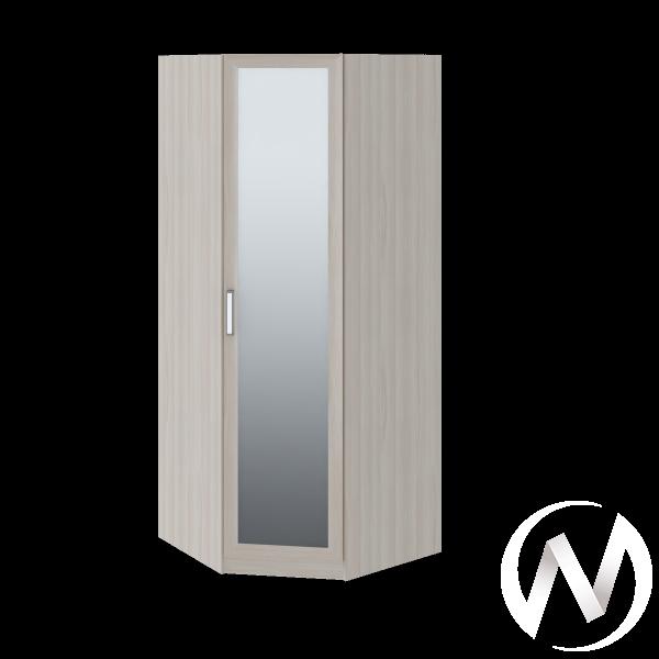 Шкаф угловой Walker М1 (ясень шимо светлый/белый)